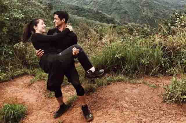 Kylie Padilla and Aljur Abrenica go on a honeymoon adventure