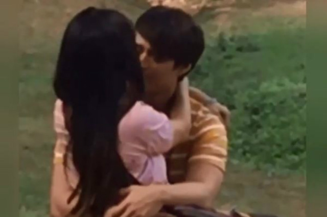 WATCH: Will Liza Soberano and Enrique Gil finally have an on screen kissing scene?