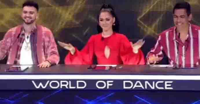 """WATCH:  Billy, Maja and Gary will be the judges for """"World Of Dance Philippines"""""""