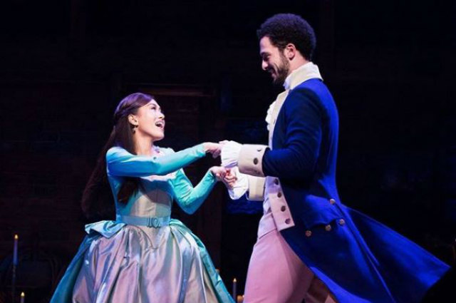 Rachelle Ann Go nominated as best actress in a musical in WhatsOnStage Awards