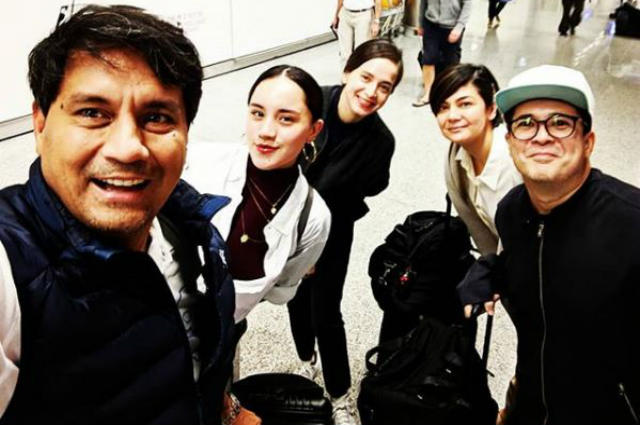 """Richard Gomez encourages Aga Muhlach to run anew: """"I know that public service is really in his heart"""""""