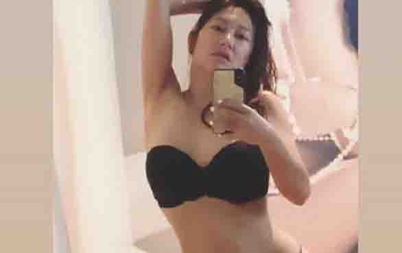 Rufa Mae Quinto flaunts her hour-glass body figure