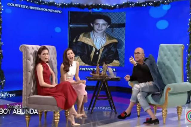 "WATCH: Toni and Alex Gonzaga reveal prank calling Patrick Garcia during ""Ang TV"" days"