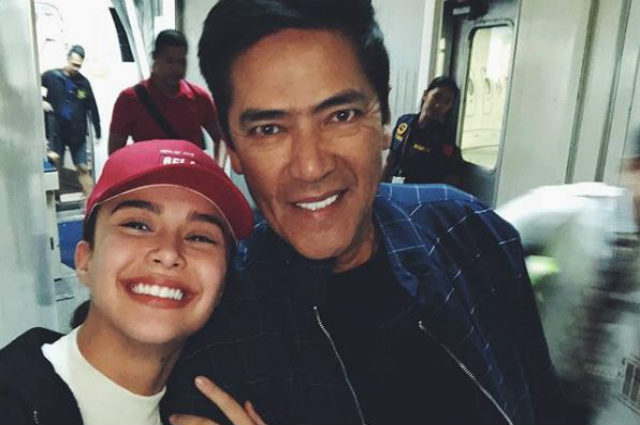 Yassi Pressman shares fangirling photo with Vic Sotto