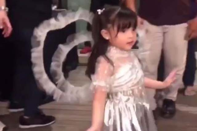 WATCH: Zia Dantes shows off her 'lava walk' a la Miss Universe