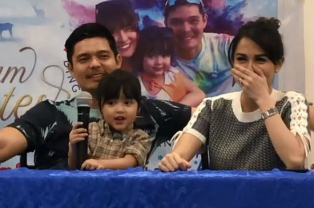 WATCH: Ate Zia reveals the name of her baby brother