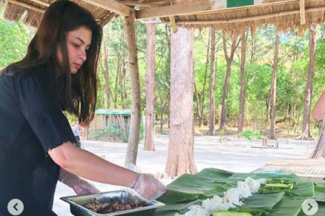 """Angel Locsin reveals her role in family gatherings: """"The official 'ALIGA-tor'"""""""