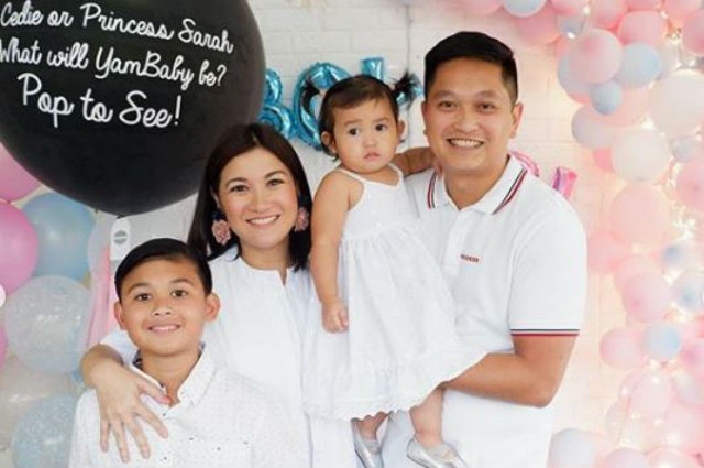 Camille Prats reveals gender of upcoming baby