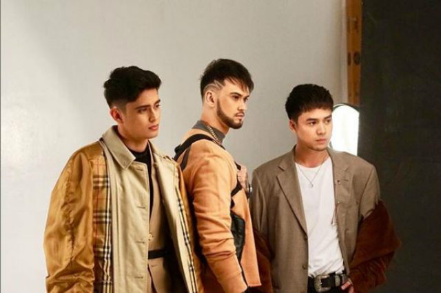 James Reid, Billy Crawford, Sam Concepcion gear up for upcoming concert