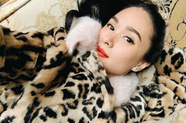 """Heart Evangelista denies filming 'Crazy Rich Asians' sequel in China: """"I am here for something else"""""""