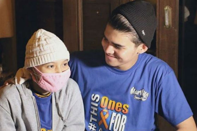 Inigo Pascual holds benefit concert for a fan with leukemia