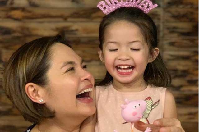 WATCH: Judy Ann Santos' daughter Luna has the simplest birthday wish— mud