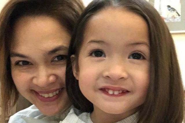 Judy Ann Santos' youngest child Luna turns 3