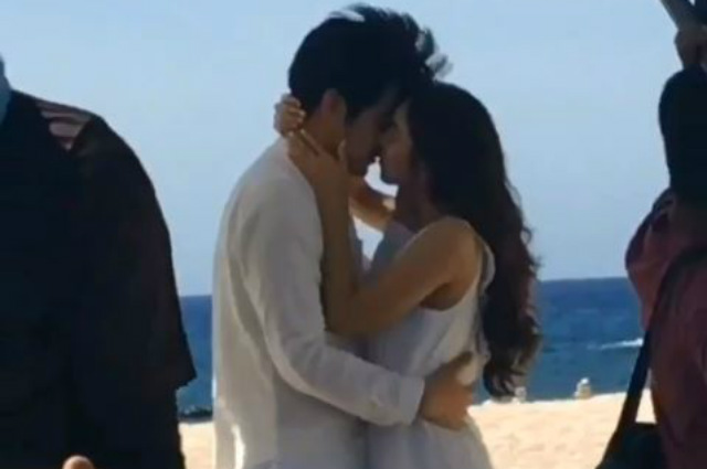 """Will Julia Barretto and Joshua Garcia seal """"Ngayon at Kailanman"""" with their first on-screen kiss?"""