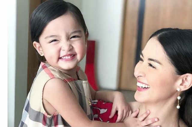 LOOK: Marian Rivera shares teaser photo of Ate Zia's upcoming TV commercial