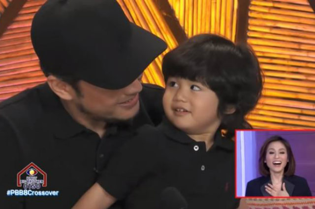 WATCH: Baby Seve enters the Big Brother house to surprise mom Toni Gonzaga on her birthday