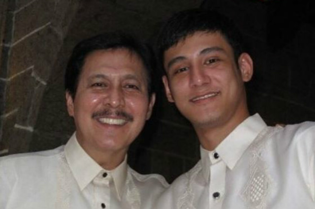 Tirso Cruz III posts last photo with late son TJ alongside his heartfelt poem for him