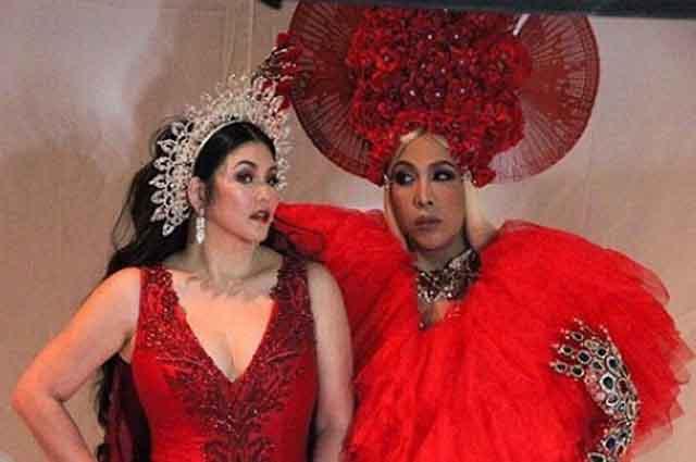 LOOK: Regine Velasquez and Vice Ganda gear up for upcoming concert