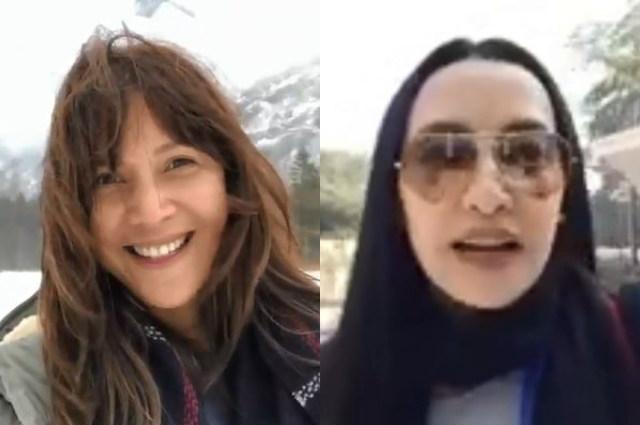 """WATCH: Agot Isidro imitates Mocha Uson's viral """"ang lamig"""" video"""