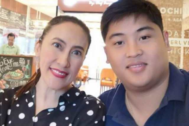 "Ai Ai Delas Alas to bashers referring to Gerald Sibayan as her son: ""ANG BOBONG COMMENT"""