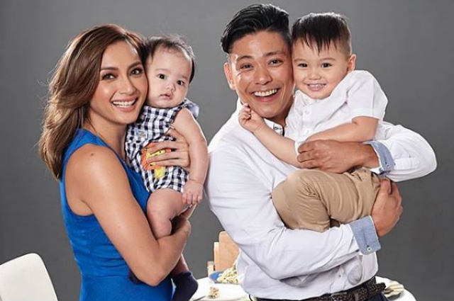 LOOK: The lovely family of Iya Villania and Drew Arellano