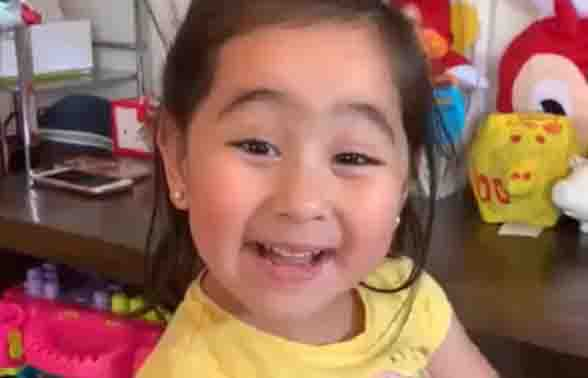 WATCH:  Scarlet Snow demonstrates her phonetic skills