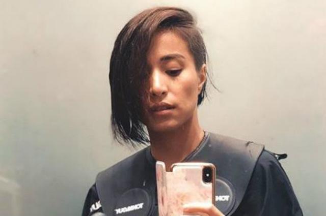 Look Cristine Reyes Gets Her Hair Shaved Showbiz Chika
