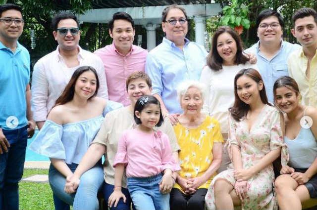 Joey De Leon's mother passes away at 93
