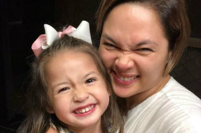 LOOK: Judy Ann Santos and baby Luna's adorable twinning photo leaves netizens gushing
