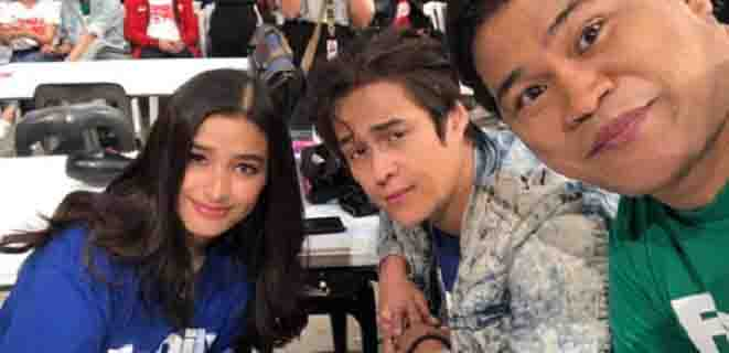Ogie Diaz reacts to comments about 'LizQuen' relationship admission