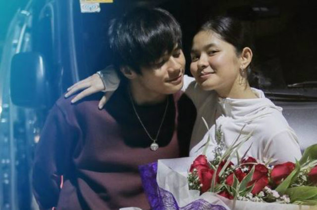 Loisa Andalio and Ronnie Alonte share cryptic posts about people ruining their relationship