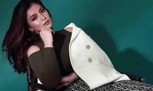 Angel Locsin calls the attention of a journalist for not getting her side of the story