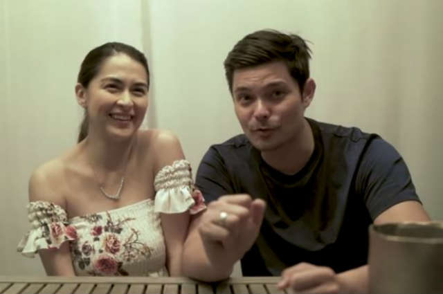 WATCH: Marian Rivera and Dingdong Dantes answer fans' questions about their relationship and family