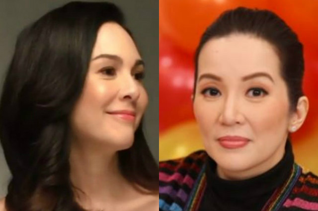 Gretchen Barretto reiterates support to the Falcis brothers