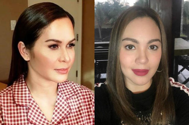 Jinkee Pacquiao breaks silence over Claudine Barretto's rumored debt from her
