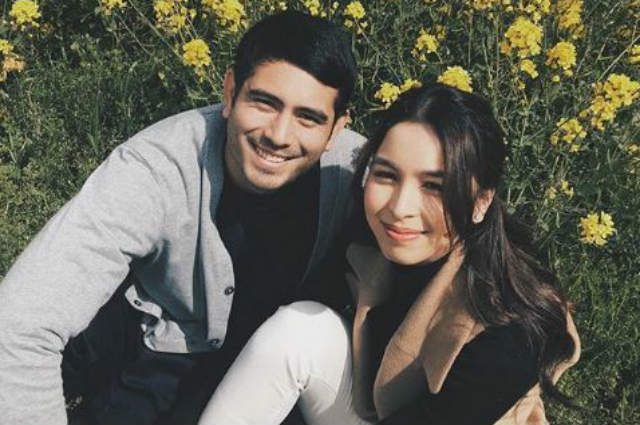 """First look at Julia Barretto and Gerald Anderson's upcoming film """"Between Maybes"""""""