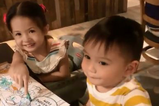 WATCH: Luna Agoncillo and Primo Arellano go on an adorable lunch date