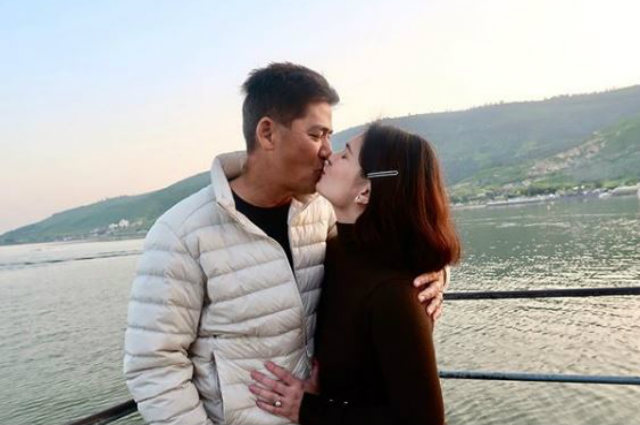 """Pauleen Luna to Vic Sotto: """"I am eternally grateful to God for choosing you to be my husband"""""""