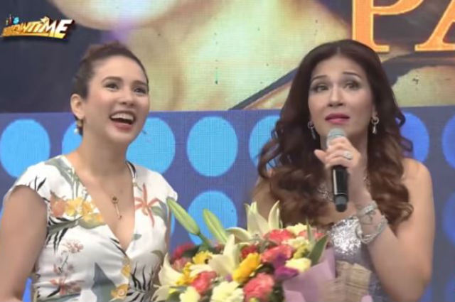 WATCH: Ryan Bang's reaction when confronted by Zsa Zsa Padilla about his 'issue' with Karylle