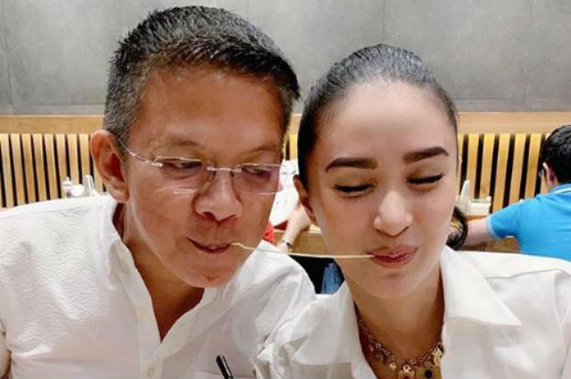 "Heart Evangelista responds to netizen who referred to Sen. Chiz Escudero as ""an old man"""