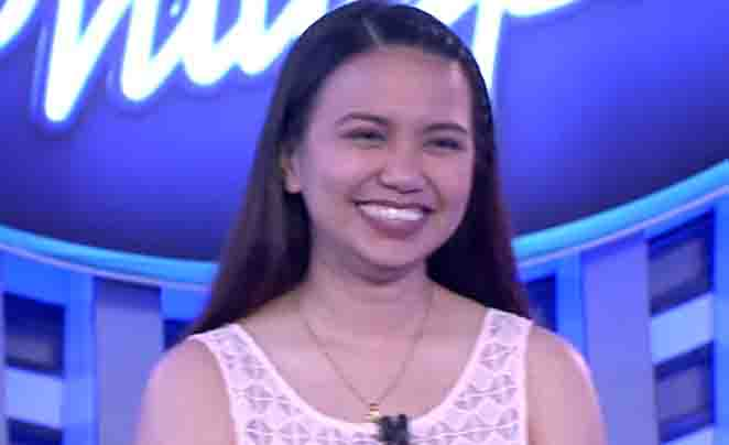 Former partner of Charice goes to the next round of 'Idol Philippines'