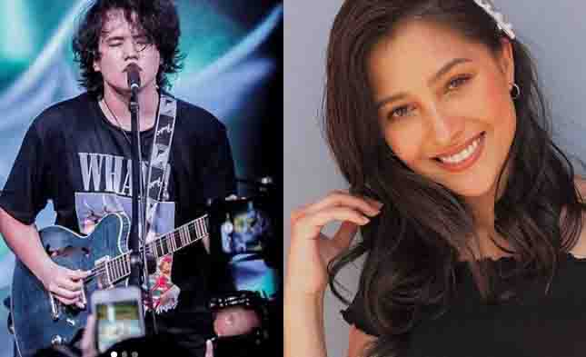 Is there something brewing between JK Labajo and Maureen Wroblewitz?
