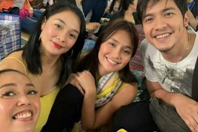 Kakai Bautista all praises for Kathryn Bernardo and Alden Richards