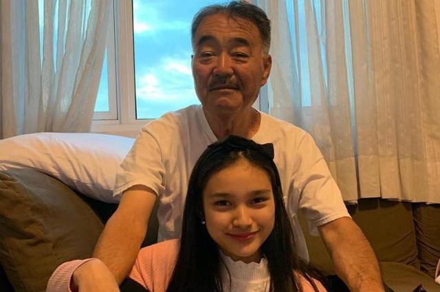 LOOK: PBB teen Karina Bautista reunites with her dad after 9 years