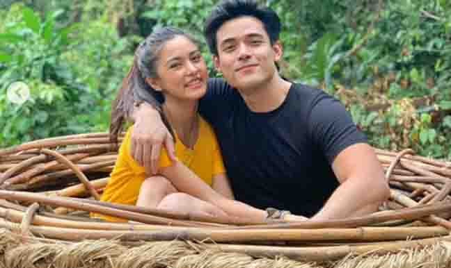 "Xian Lim's birthday message to Kim Chiu: ""I fell in love with you right away"""