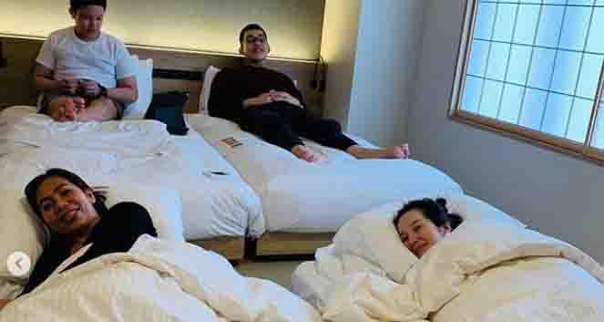 WATCH:  Kris Aquino ipinakita ang simpleng apartment na tinirhan nila sa Japan