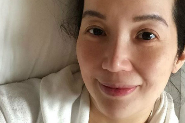 Kris Aquino flies back to Singapore for medical tests
