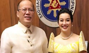 Kris Aquino clarifies issue with Noynoy Aquino over location of dad's statue