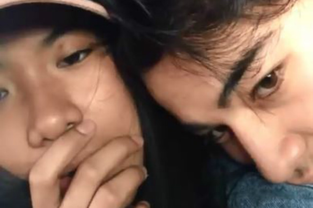 WATCH: Lou Yanong and Andre Brouillette's sweet moment inside the car