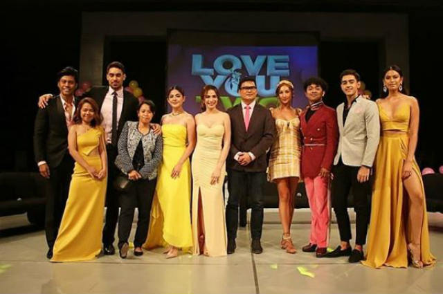"""Meet the cast of Kapuso's upcoming romcom series """"Love You Two"""""""